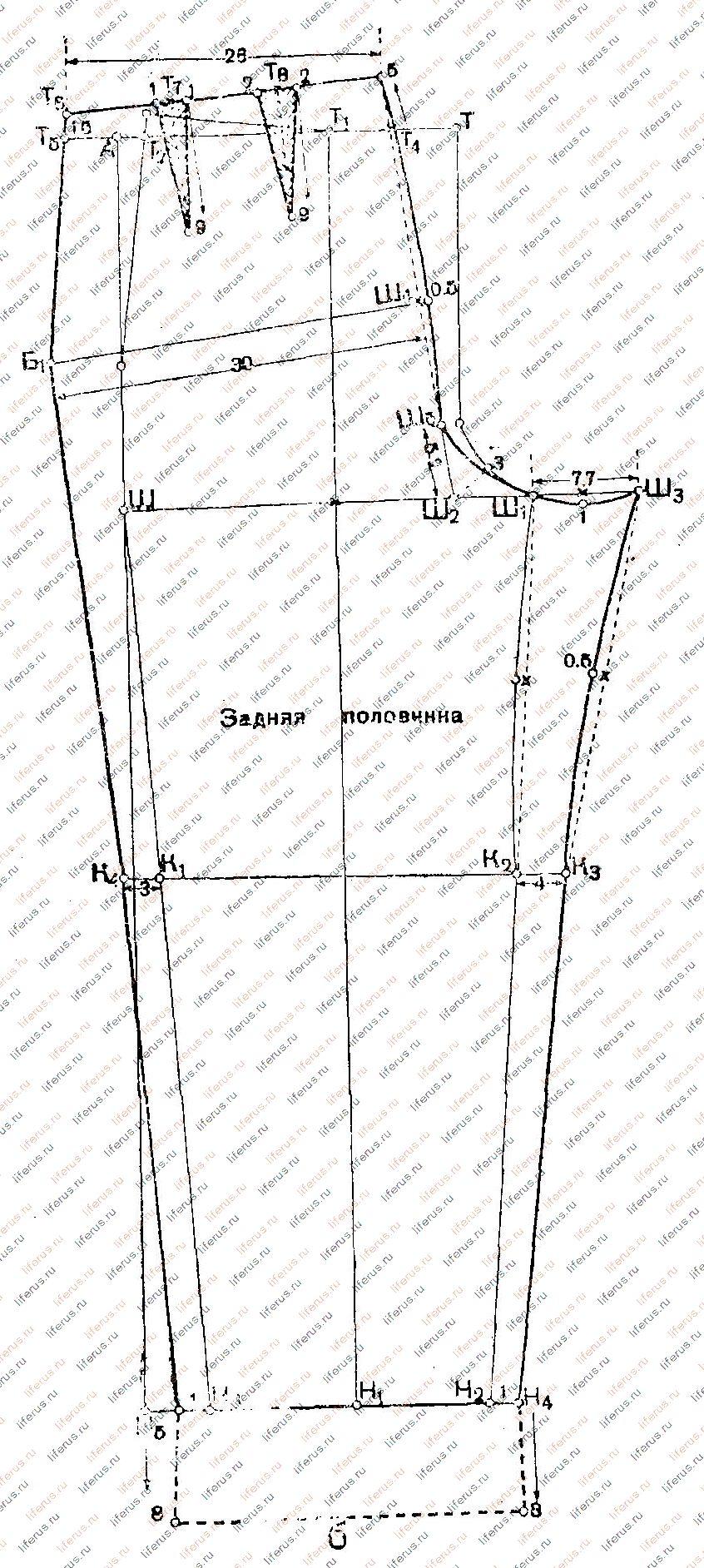 Вяжем ажурные носки спицами схемы