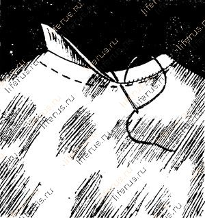 Окантовочный шов